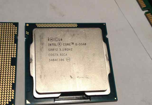 Процессор 4-ядра Intel Core i5-3340 3.30GHz /6Mb