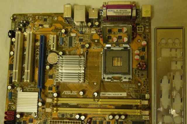 Asus P5KPL-VM / P3-P5G31 LGA 775
