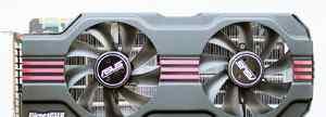 Видеокарта asus GTX 560 DirectCU II