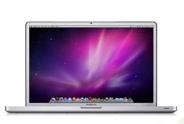 MacBook Pro 17 Late 2011 Матовый