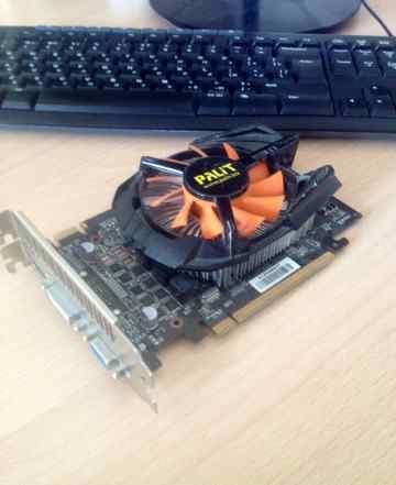 Видеокарта Geforce GTX 560Ti 1gb