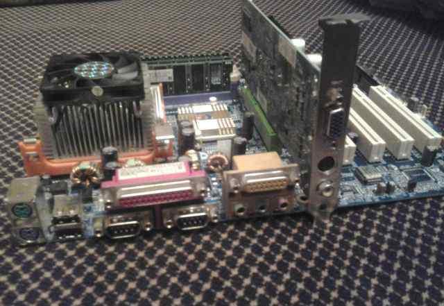 Pentium 4 celeron