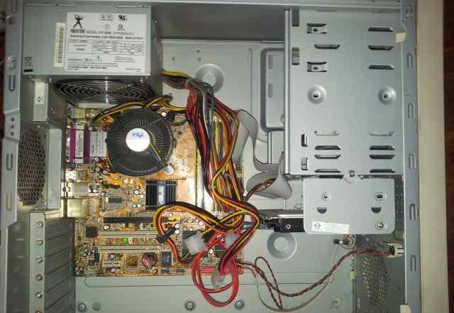 Системный блок Pentium 4 3.2 GHZ, 2 GB RAM