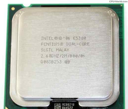 Процессоры Intel Pentium, Celeron
