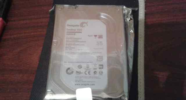 Жесткий диск Seagate Desktop HDD
