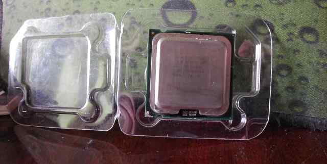 Процессор Intel Core 2 Duo E4700 б. у