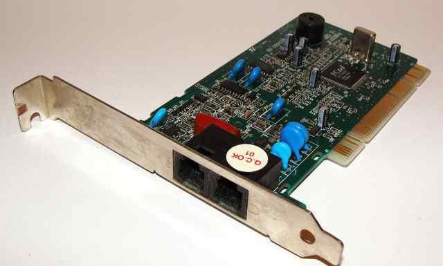 Внутренний модем Zyxel 56K PCI EE