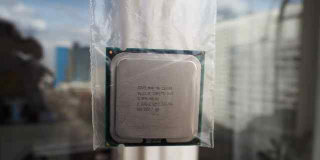 Intel Core 2 Duo E8300 2.83 Ггц