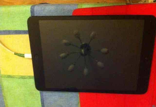 iPad mini 16 gb wifi black