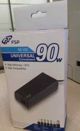 Блок питания для ноутбука FSP 19В. универсальный