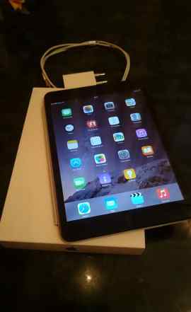 iPad Mini 32 Gb Wi-Fi Cellular Black
