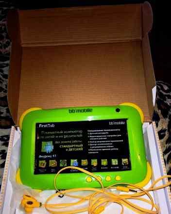 Детский планшет BB mobile