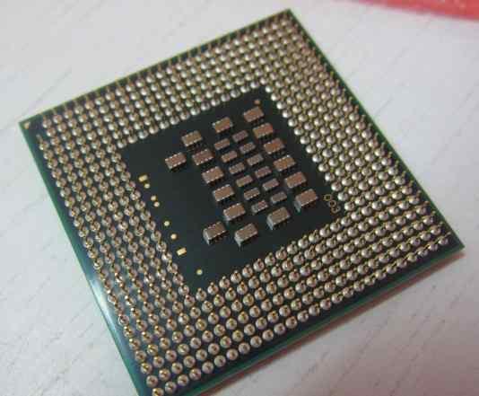 Intel Core Duo T2600 (2M Cache, 2.16GHz, 667 MHz)