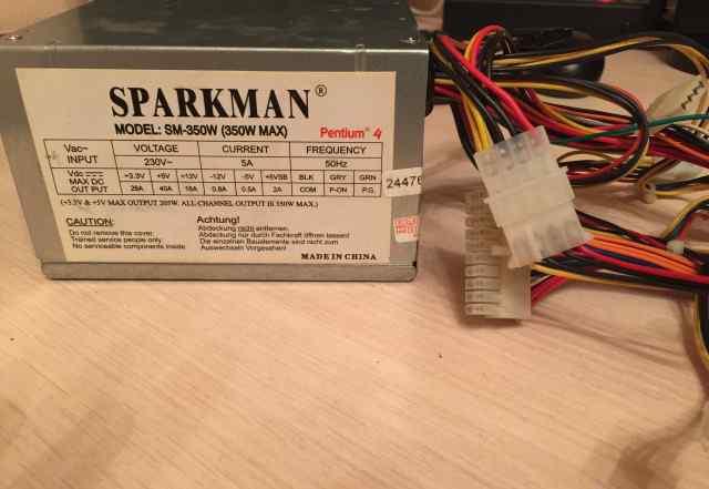 Блок питания Sparkman