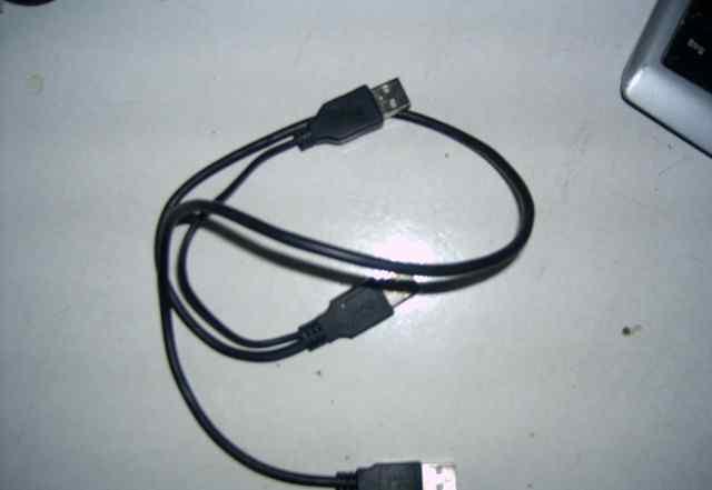 USB Кабель-cплиттер