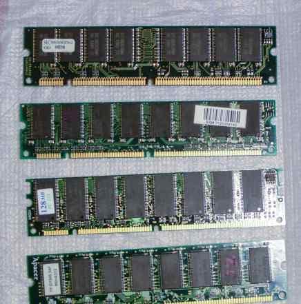 Dimm PC 133 128Мб