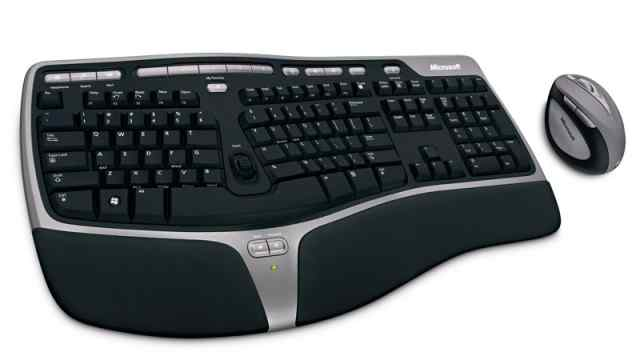 Microsoft Natural Ergonomic Desktop 7000 (б/у)