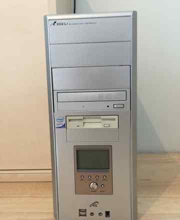 Компьютер Pentium4 с монитором