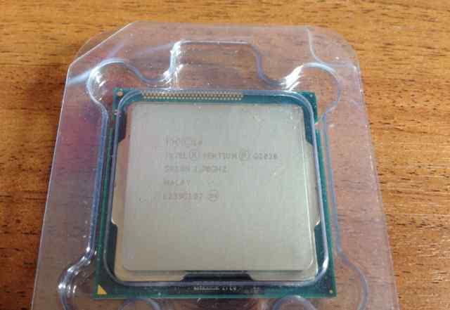 Процессор intel Pentium Dual-Core G2020, LGA 1155