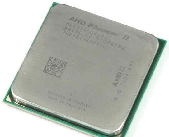 Процессор AMD Phenom II X4 955 б/у