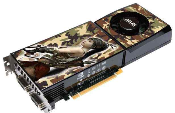 Asus GeForce GTX 260 (под ремонт)