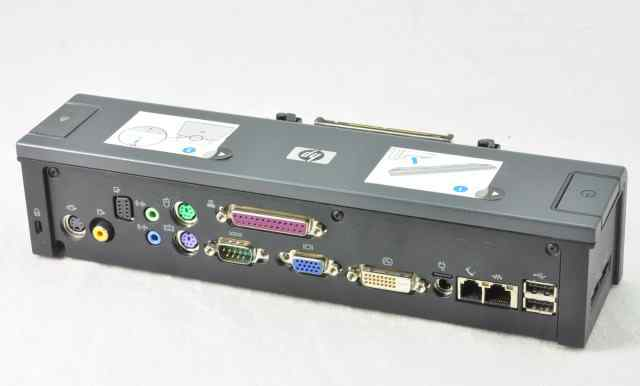HP dicking station with Dual - Link DVI