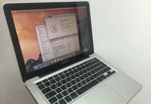 Macbook Pro 13 ракета i7/8gb/512SSD ростест
