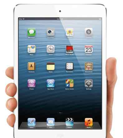 Планшет apple iPad mini, retina 16Gb Wi-Fi + 3G