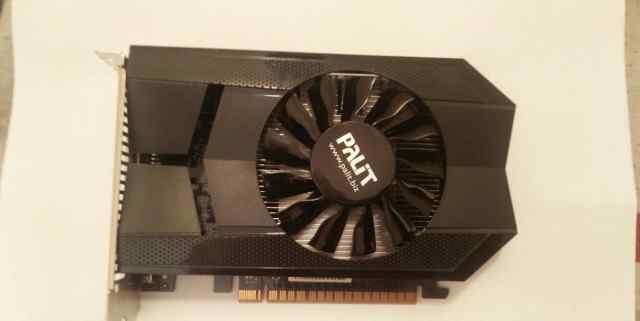 Видеокарта Palit GeForce GTX 650 Ti