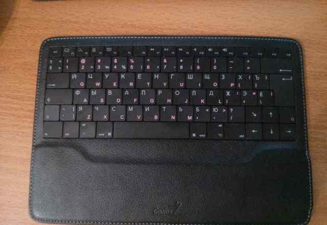 Bluetooth клавиатура Genius LuxePad для Apple iPad