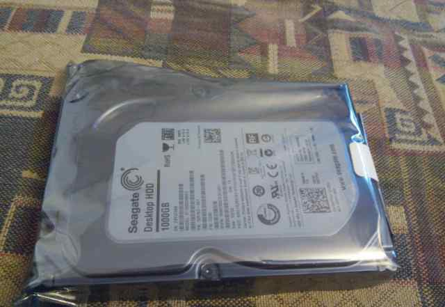 Жесткий диск Seagate Barracuda ST1000DM003