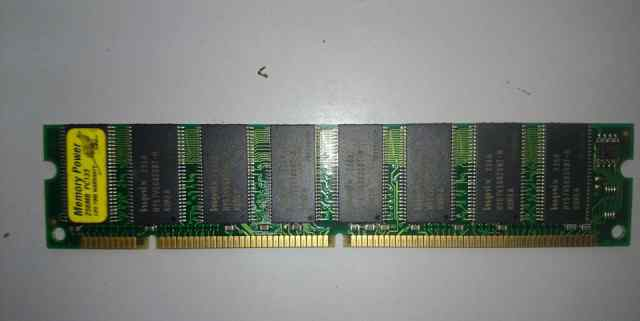 Sdram dimm 256Mb PC133 Hynix (Memory Power)