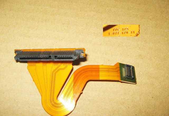 Шлейф HDD FPC-125 1-877-124-11 Sony vaio VGN-Z