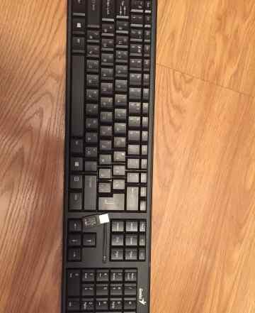Беспроводная клавиатура Genius SlimStar 8000