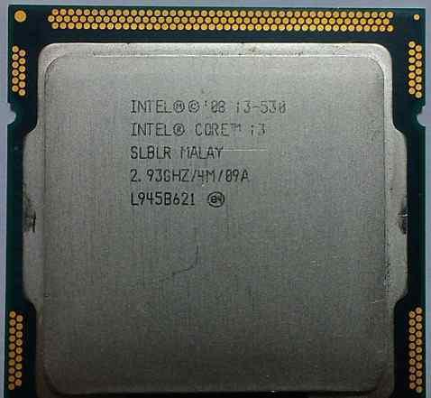 Intel Core i3 - 530