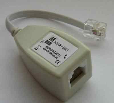 Микрофильтр для adsl