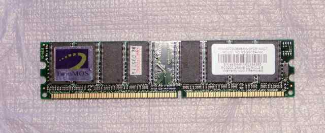 DDR PC3200 256Mb