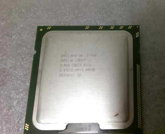Intel Core I7-940 (LGA 1366)