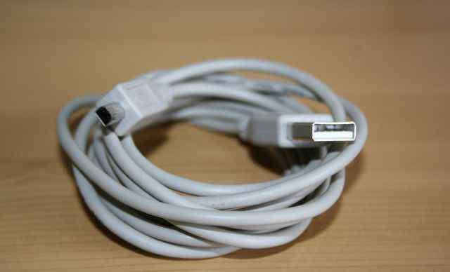 Кабели USB тип B