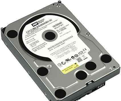 Жесткий диск Western Digital (750 Gb) (б/у)