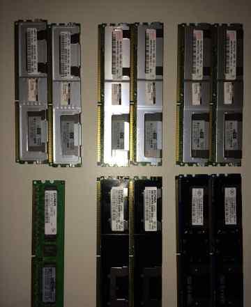 HP 1GB 2Rx8 PC2-5300F-555 память (398706-051)