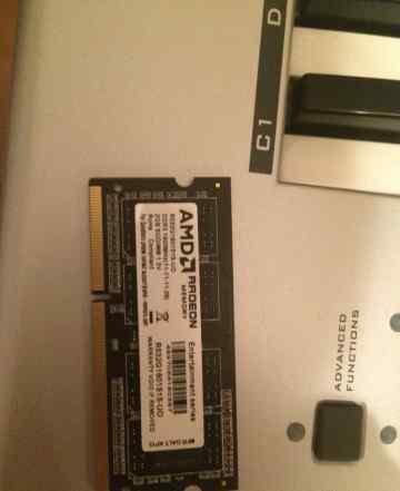 Модуль памяти AMD DDR3 - 2Гб 1600 SO-dimm