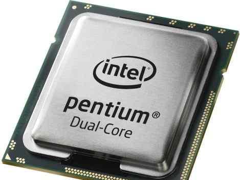 Intel Core 2 Duo E6600 2400Mhz (2x2048/1066