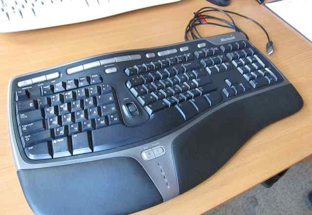 Клавиатура Microsoft Natural Ergonomic 4000