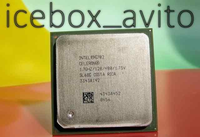 Intel Celeron 1.7 (SL68C)