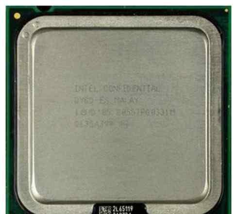 Процессор Intel Pentium E2200 Conroe