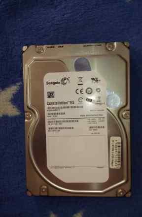 Жесткие серверные диски SeagateConstellation ES2Тб