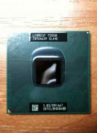 Процессор для ноутбука intel T5550