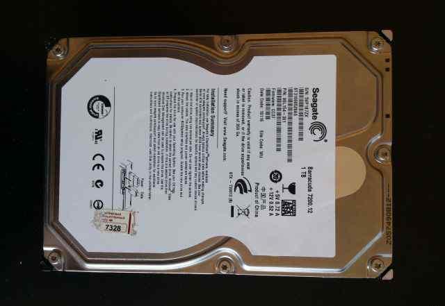 Жеский диск Seagete 1Tb