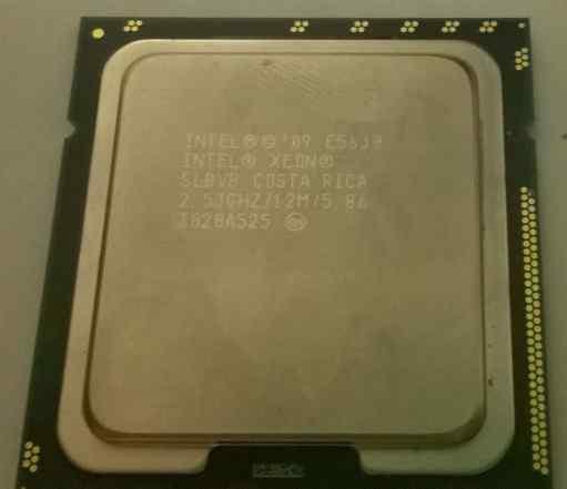 процессор Intel Xeon 5630